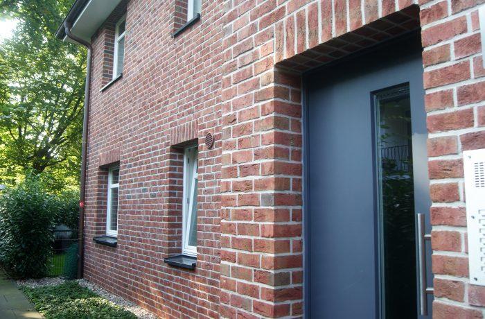 WDVS Mehrfamilienhäuser im Stadtteil Blankenese