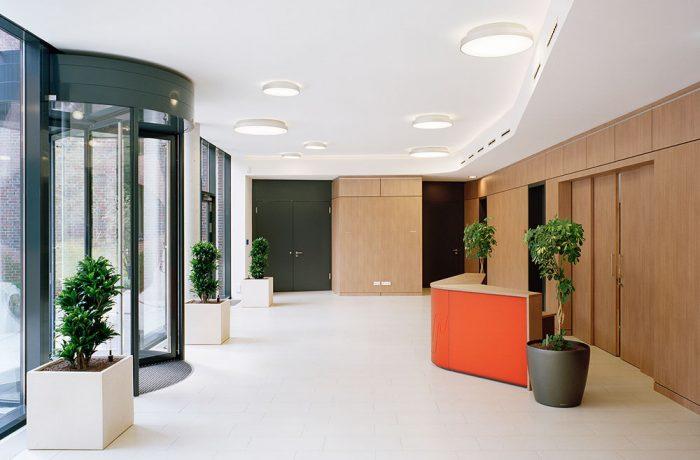 Raiffeisenbank Südstormarn Mölln Verwaltungssitz Trittau